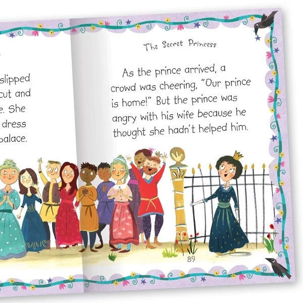 Read me a Story - My First Book of Princess Stories (2
